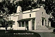 22. Miles Playhouse, 1929