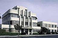 23. Streamline Moderne Commercial Building, 1940