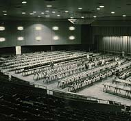 36. Santa Monica Civic Auditorium, 1958