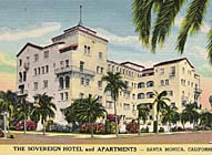 19. Sovereign Apartments/Hotel, 1928